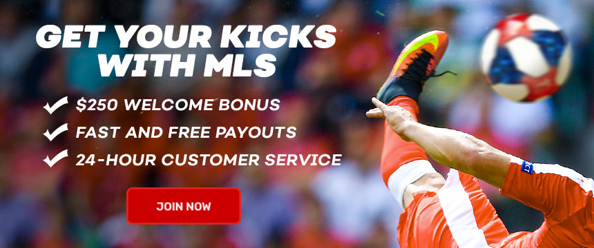 Bet on 2019 MLS Betting Odds | Bovada