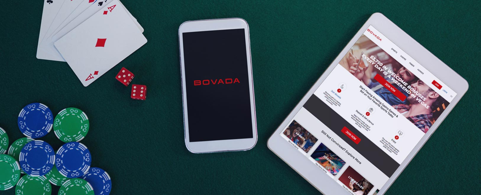 How to Play Casino Games From Your Mobile at Bovada