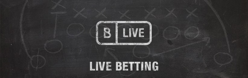 NFL Live Betting at Bovada: Be in the Game