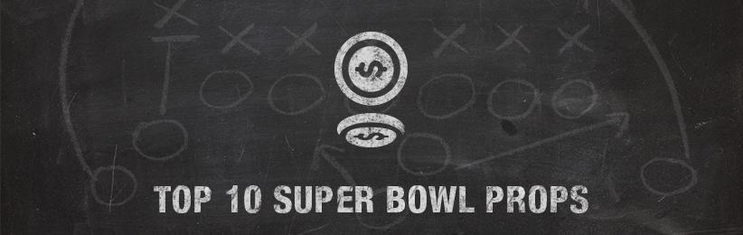 Best 2018 Super Bowl Props - Bet on Super Bowl Props Online