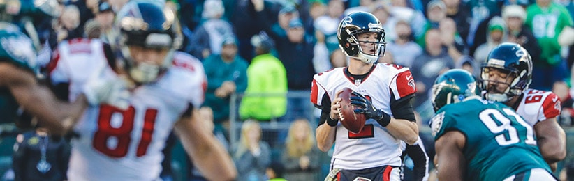 NFL Odds - Divisional Round Saturday: Falcons Still Flying