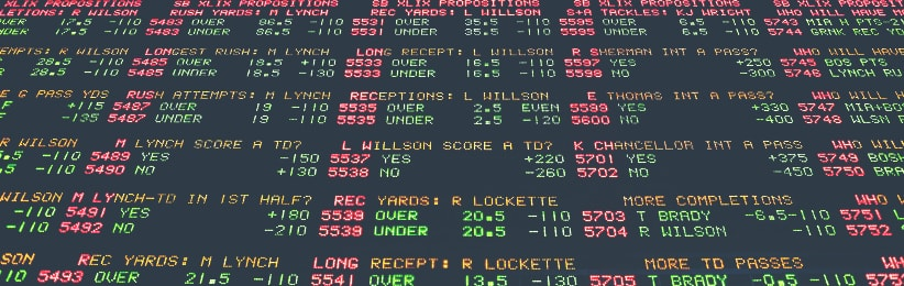 Different Ways You Can Bet on the Super Bowl