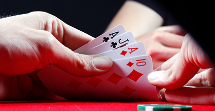 Learn How to Play Omaha Poker Online at Bovada : Omaha Rules